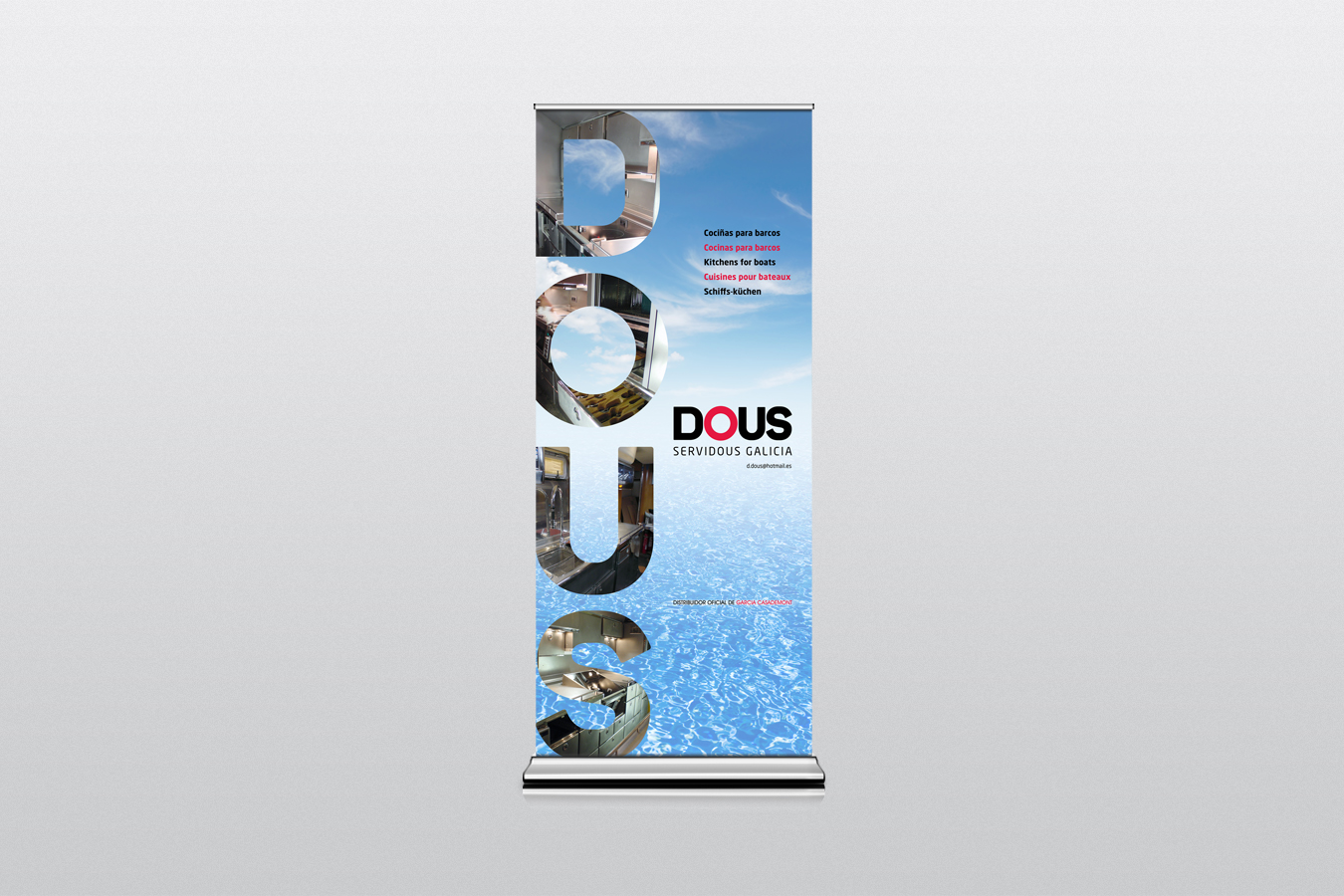 DOUS roll up
