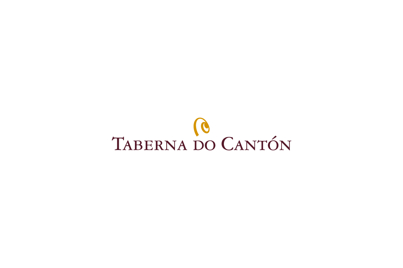 TABERNA DO CANTÓN logotipo